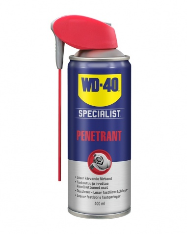 WD-40 Penetrant 400ml Spray